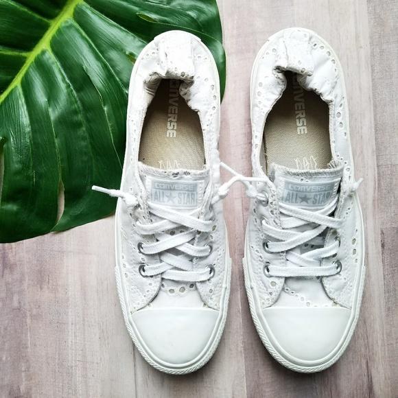 5b9edca9beb9 Converse Shoes - Converse Chuck Taylor Shoreline Eyelet Sneakers